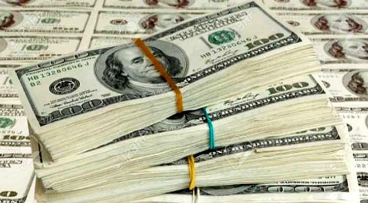বৈদেশিক মুদ্রার রির্জাভ ৪৪.০২৮ বিলিয়ন ডলার